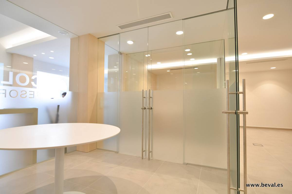 OFFICE SLIDING GLASS KEY 6