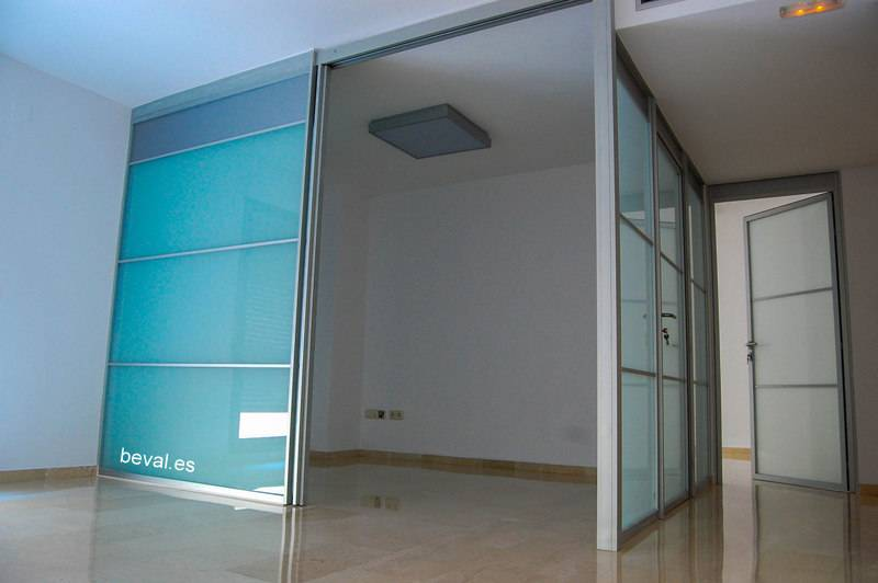 OFFICE SLIDING BETTO BIG GLASS 2